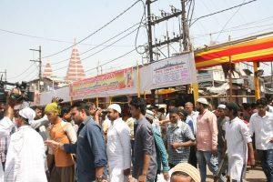 Patna hanuman madir on ramnavmi